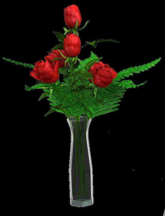 Free Photo Arrangement Vase Flowers Flower Vase Bouquet Max Pixel