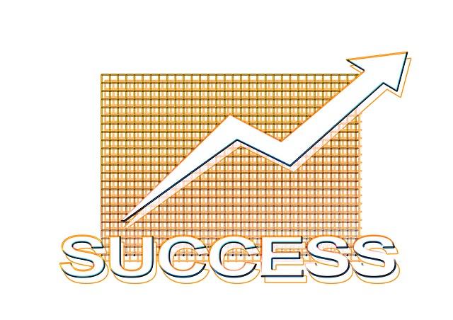 Business Idea, Success, Arrow, Profit, Optimization