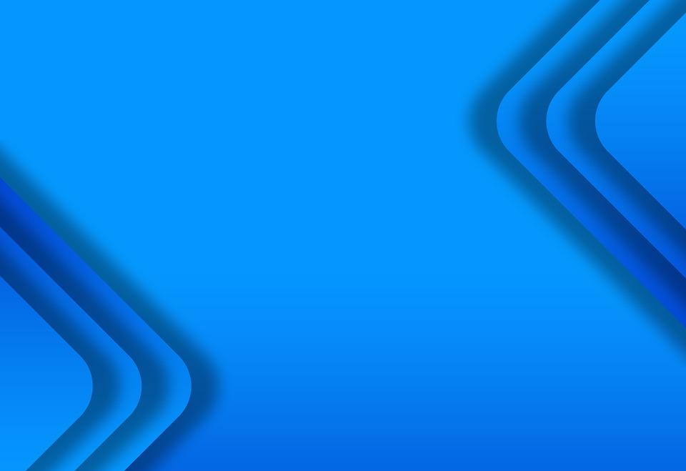 Background, Arrow, Direction, Concept, Blue, Course