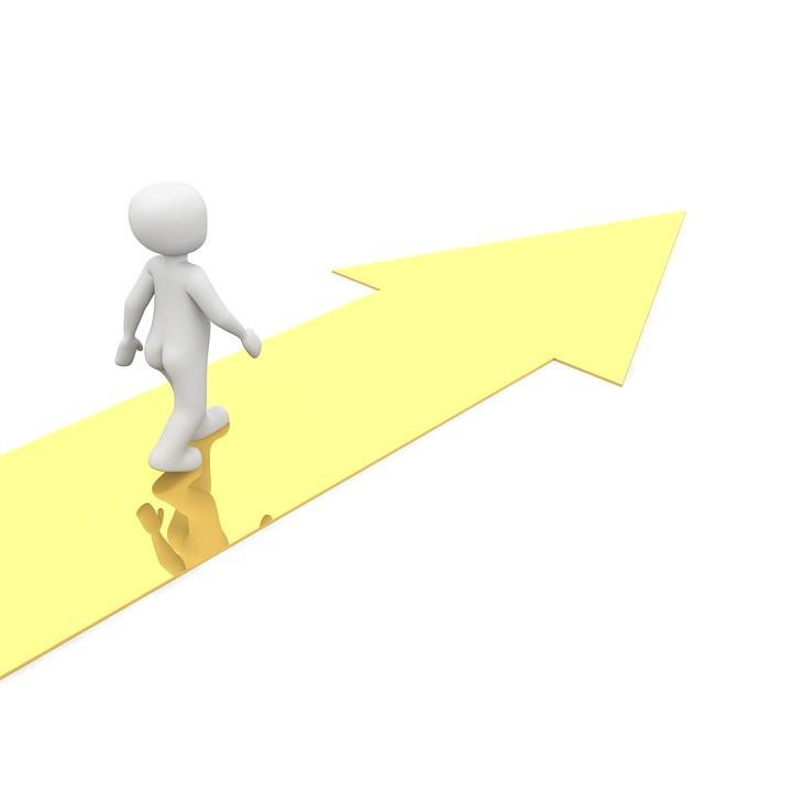 Arrow, Direction, Away, Forward, Target, Travel