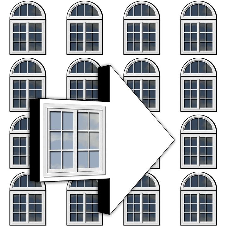 Arrow, Direction, Symbol, Form, Triangle, Window, View