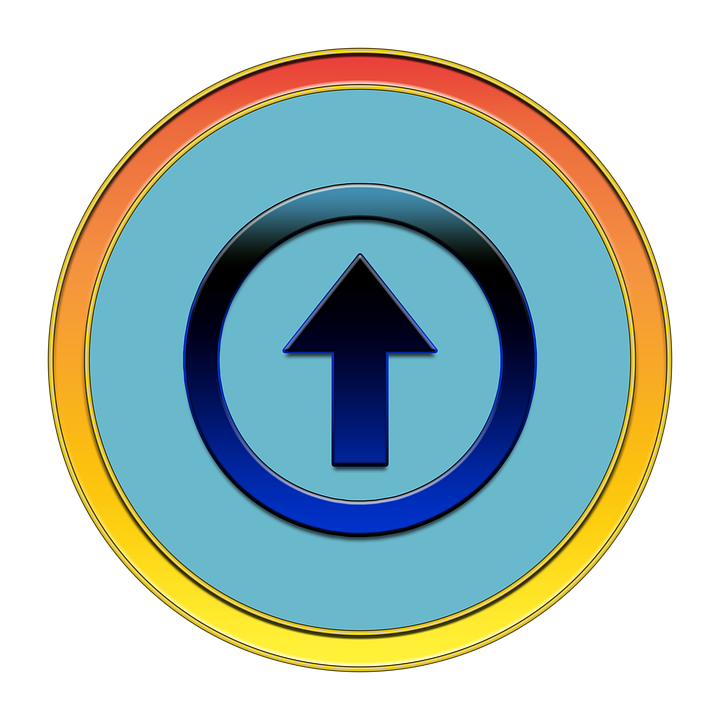 Arrow, Up, Icon, Button, Media, Upload, Arrow Icon