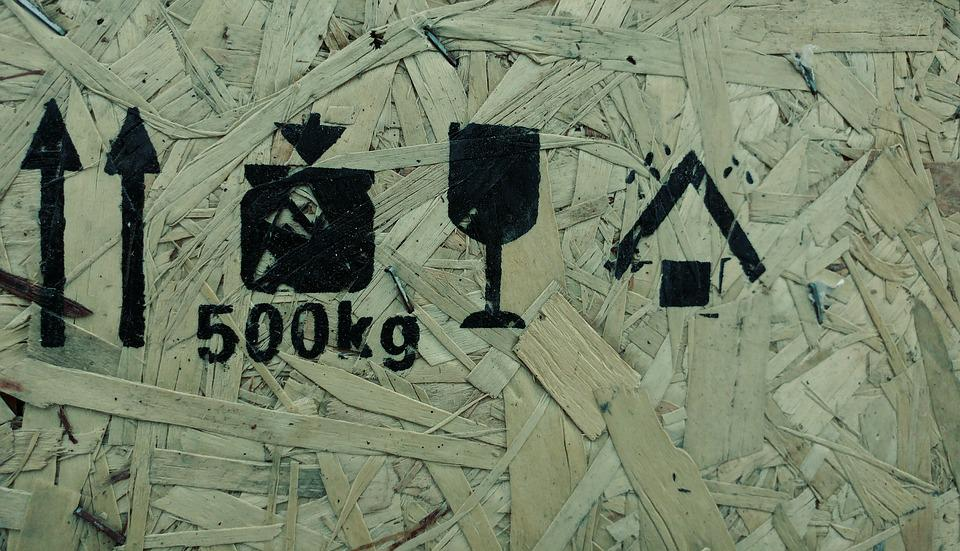 Sign, Packing, Icon, Arrow, Packaging, Box, Wooden