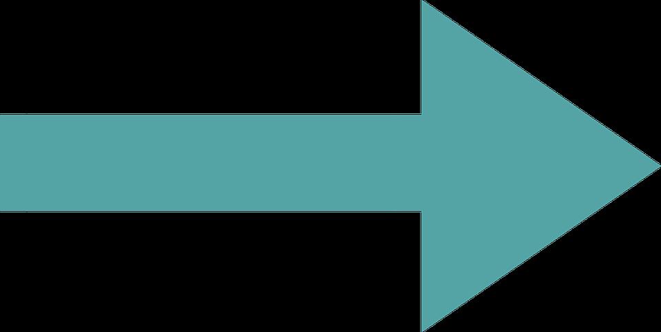 Arrow, Right Arrow, Triangle