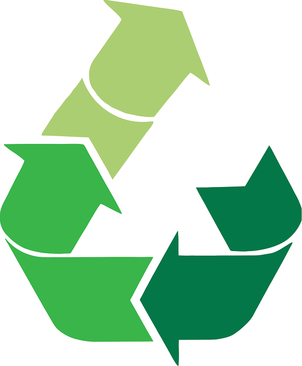 Recycle, Recycling, Arrows, Eco, Ecology, Green