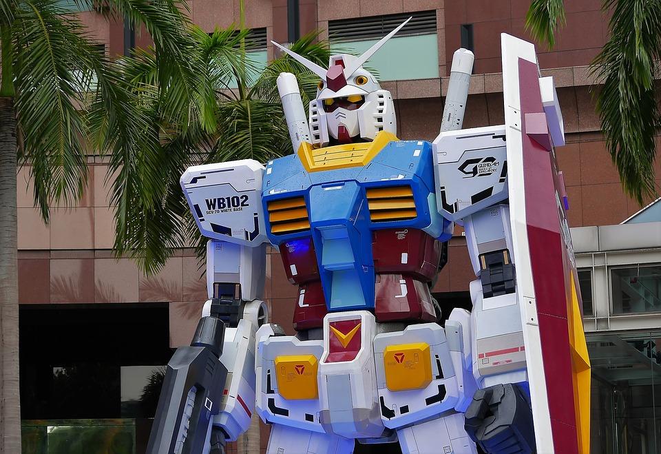 Tourism, Toy, Model, Art, Artwork, Anime, Japanese
