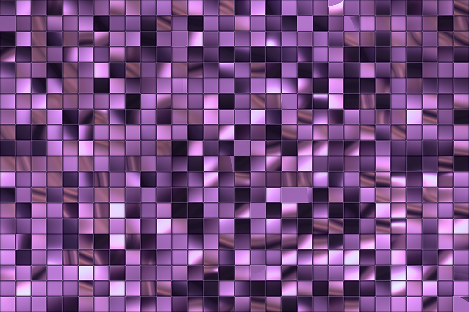 Background, Wall, Squares, Art, Abstract, Vintage