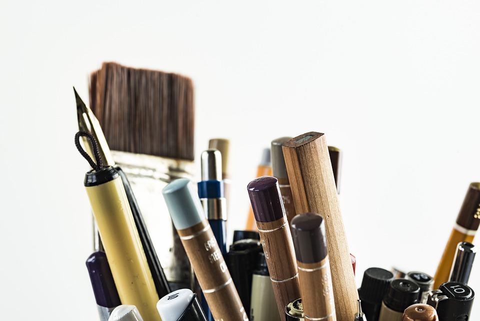 Art, Artistic, Arts And Crafts, Blur, Close-up