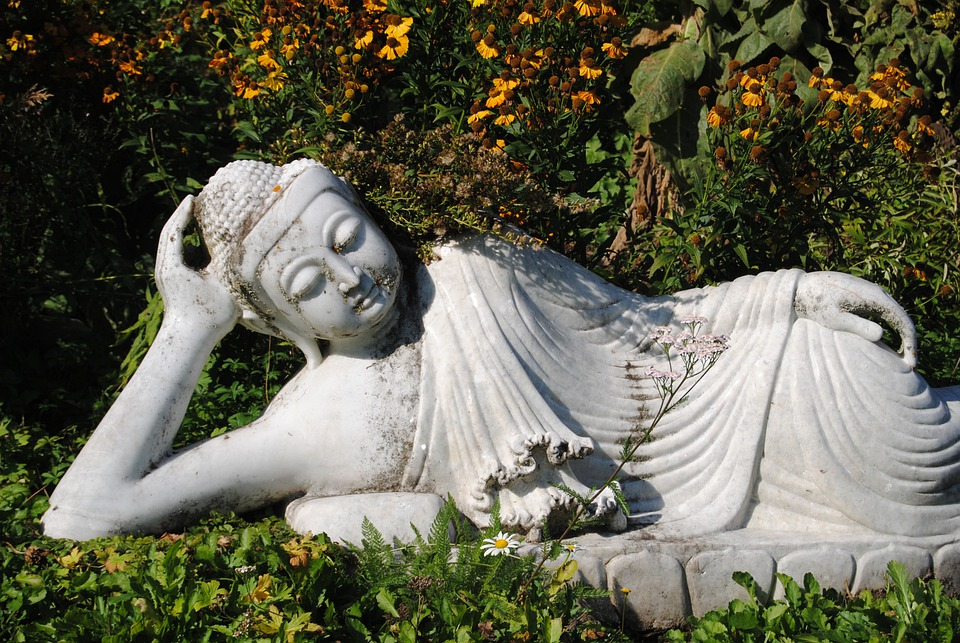 Buddha, Statue, Fig, Sculpture, Stone Figure, Art