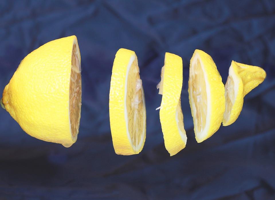 Lemon, Yellow, Art, Interesting, Color, Nature, Limone