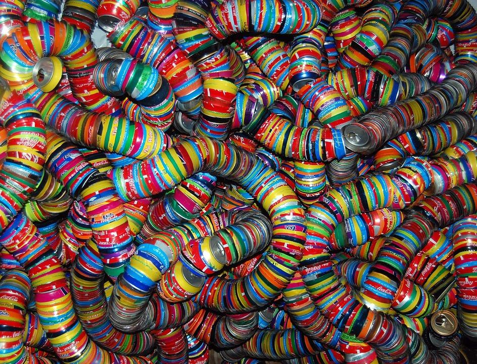 Art, Waste, Colors