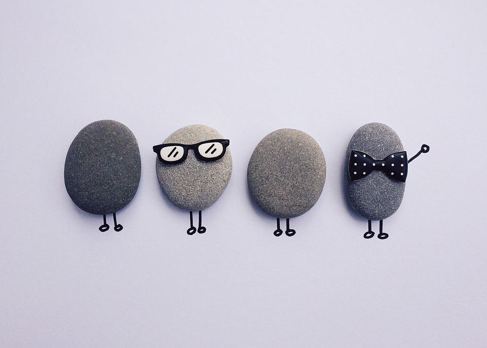 Rock, Art Craft, People, Team, Customer Service