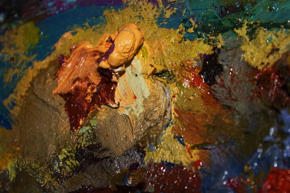 Palette, Paint, Painting, Creativity, Artist, Art