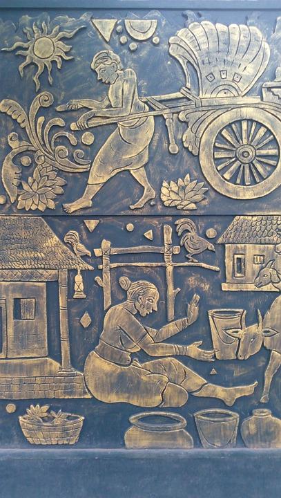 Art, Religion, Decoration