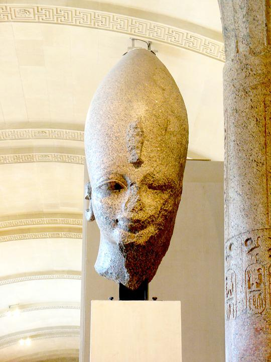 Art, Sculpture, Egyptian Art, Le Louvre, Antique