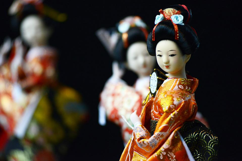 Memoirs Of A Geisha, Figure, Art, Doll, Asia, Japanese