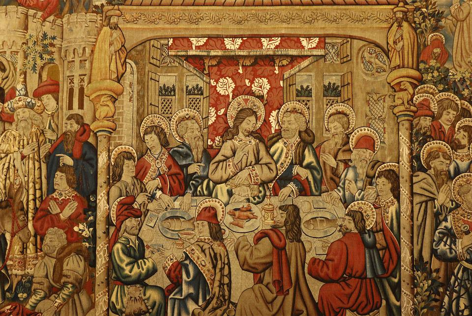 Last Supper, Painting, Frescoes, Art, Religion, Culture