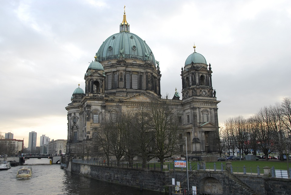 Berlin, Museum, Monument, Art, Architecture, Cathedral
