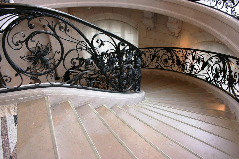 free photo art nouveau paris petit palais france staircase max pixel