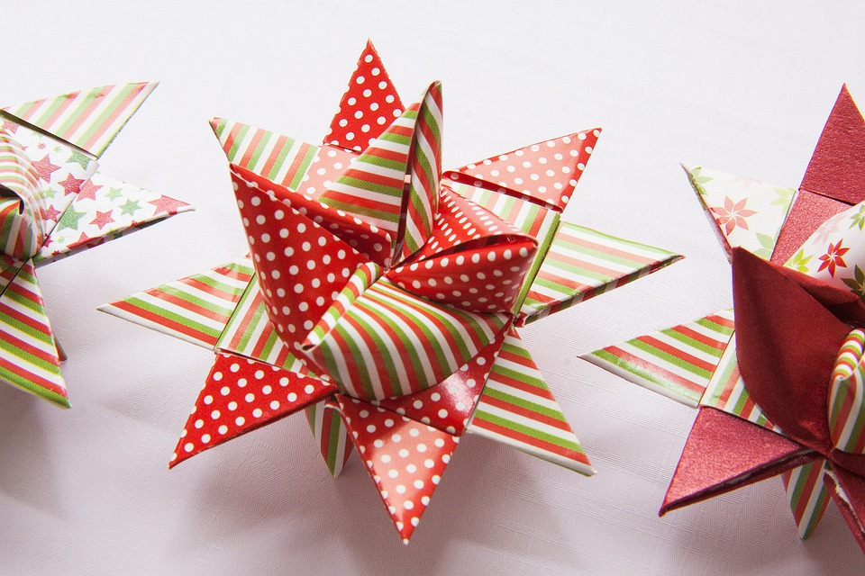 free photo art of paper folding 3 dimensional fold origami max pixel