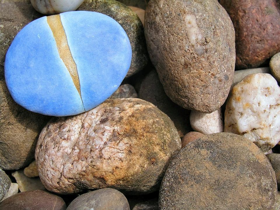 Stones, Pebbles, Art, Texture