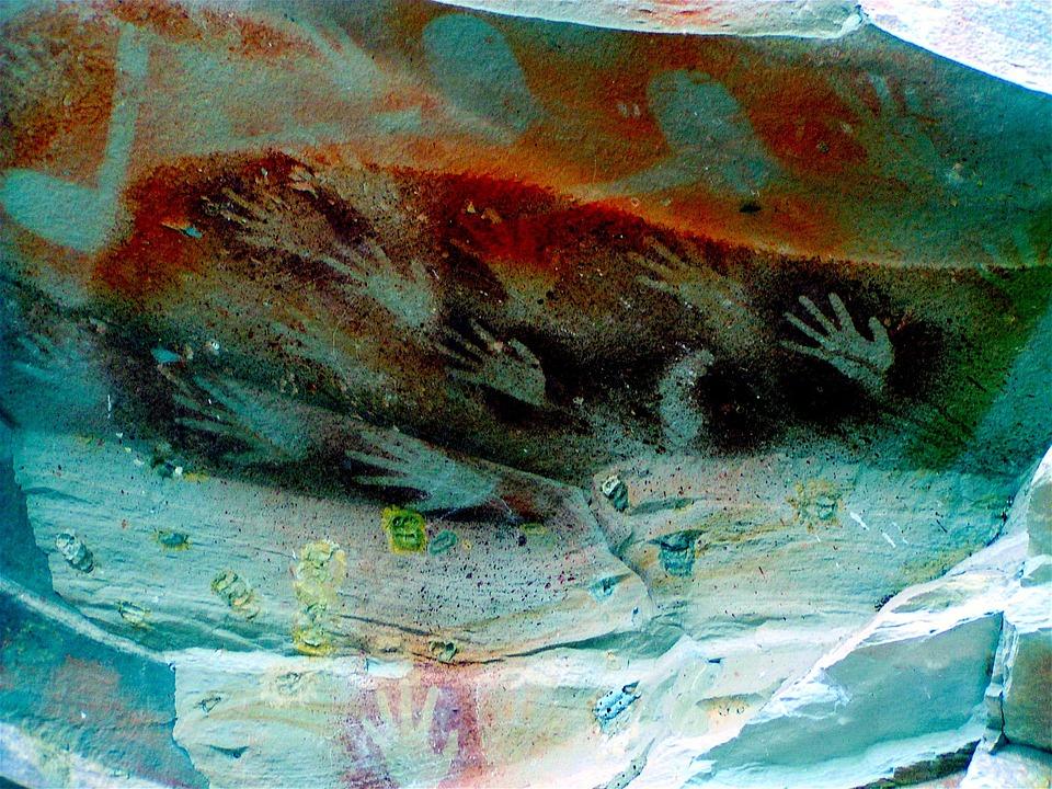 Rock Art, Aboriginal, Culture, Art, Rock, Drawing