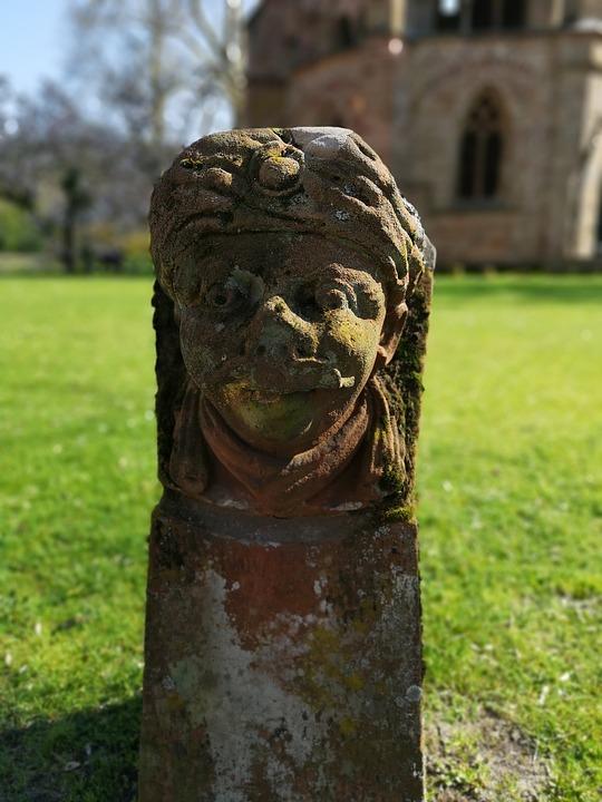 Sculpture, Stone, Stone Figure, Art, Rock Carving