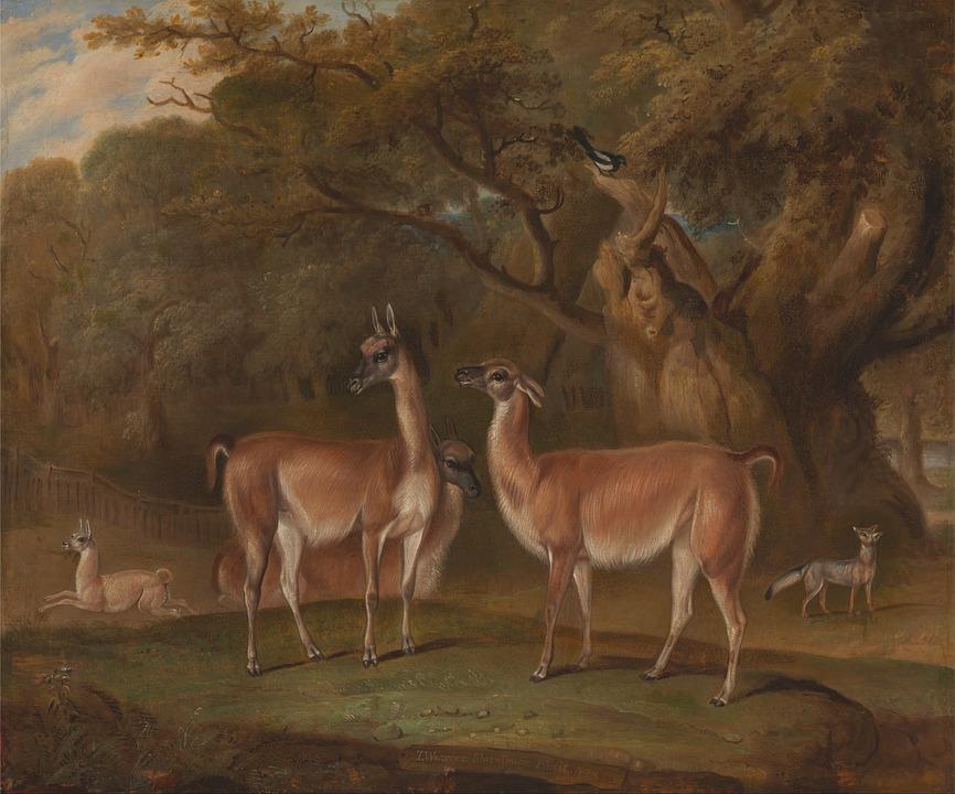 Thomas Weaver, Art, Painting, Oil On Canvas, Landscape