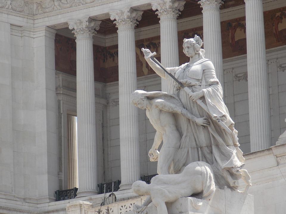 Art, Rome, Monument, Architecture, Ancient, Tourism