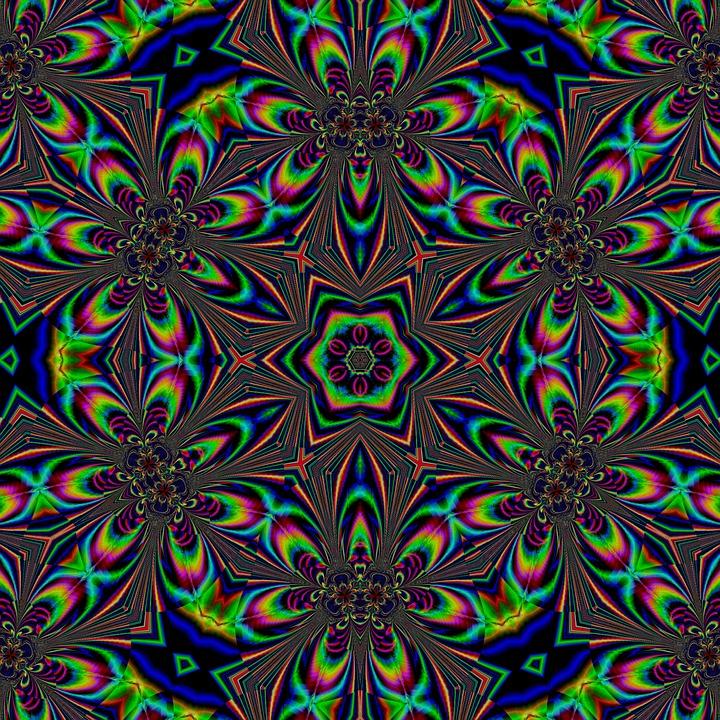 Pattern, Abstract, Decoration, Art, Wallpaper