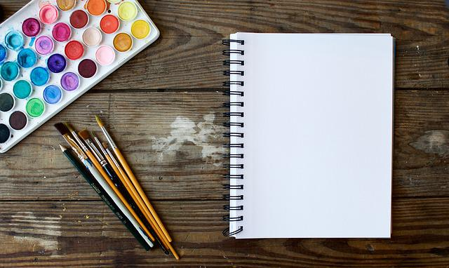Art, Watercolors, Arts And Crafts, Paint Brushes, Blank