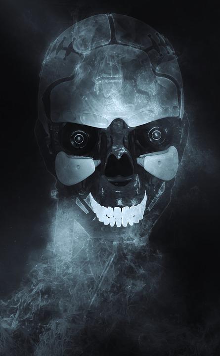 Robot, Cyborg, Artificial, Intelligence, Bionic, Future