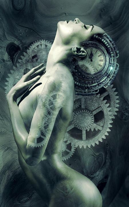 Fantasy, Biomechanically, Artificial Intelligence