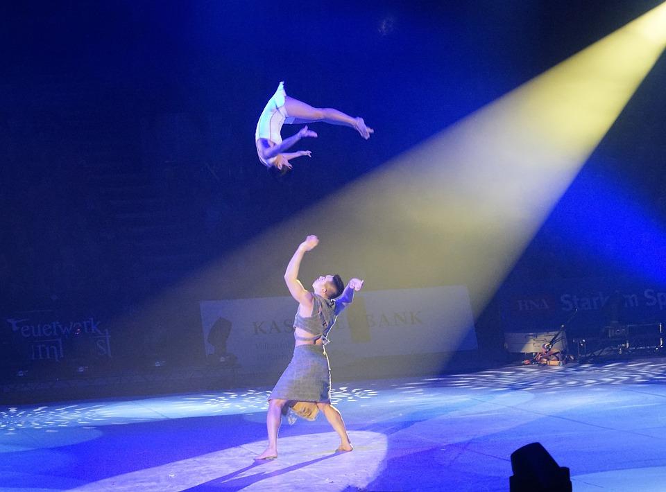 Gymnastics, Acrobatics, Artist, Turnkunst, Acrobats