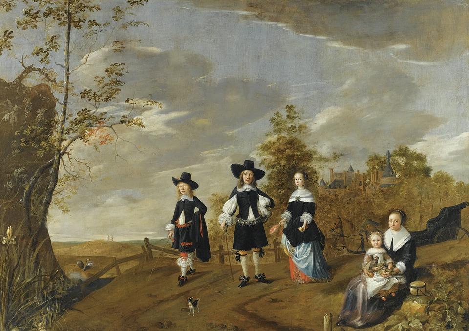 Christiaen Van Colenbergh, Art, Artistic, Artistry
