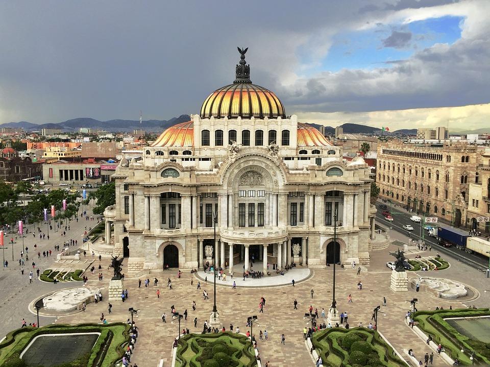 Palace Of Fine Arts, Mexico, Cdmx, Arts, Viva Mexico