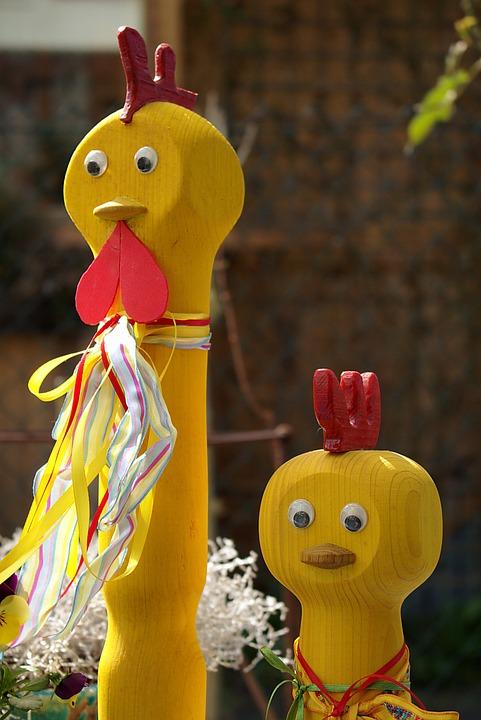 Easter, Decoration, Easter Decorations, Arts Crafts