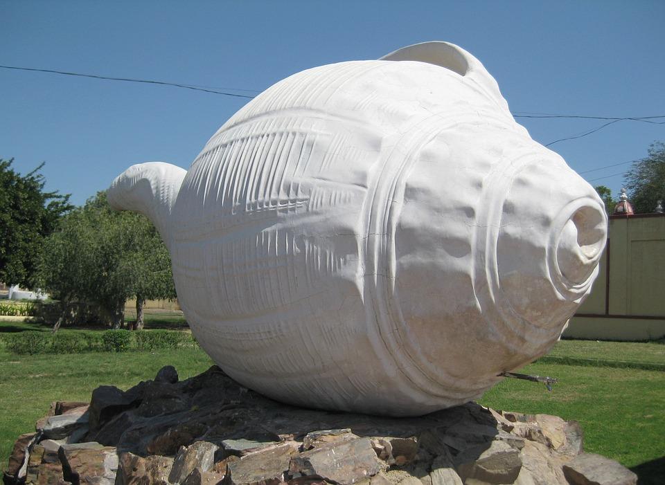 Big Snail, Snail, Water Tank, Sculpture, Artwork
