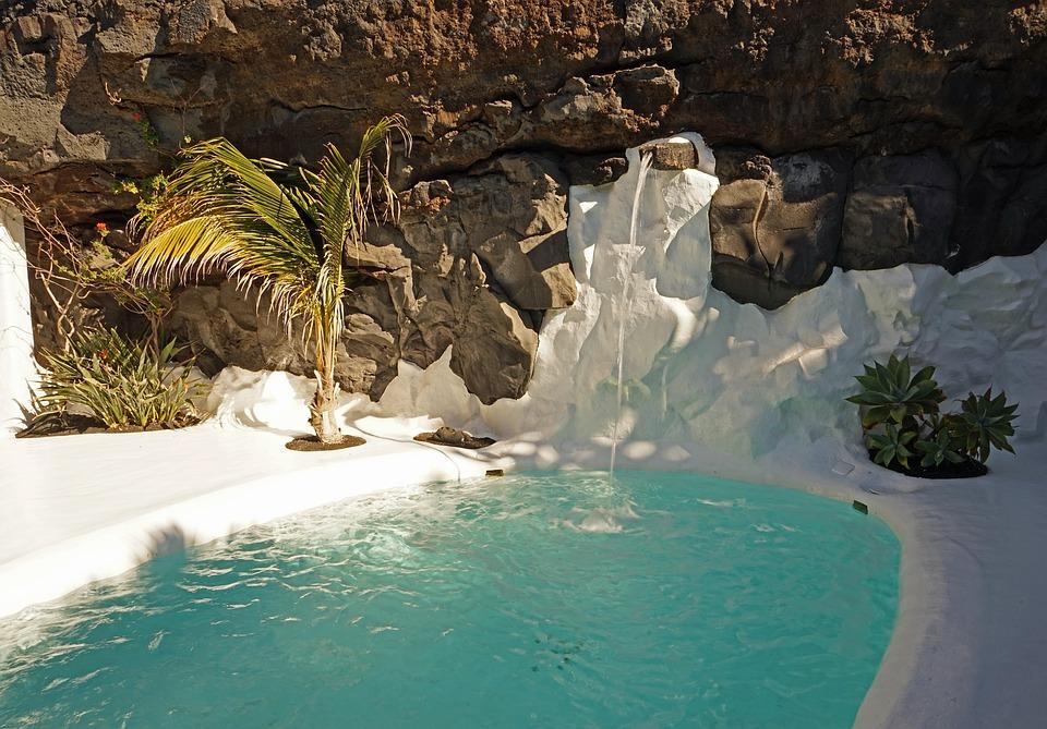 Pond, Lanzarote, César Manrique, Artwork