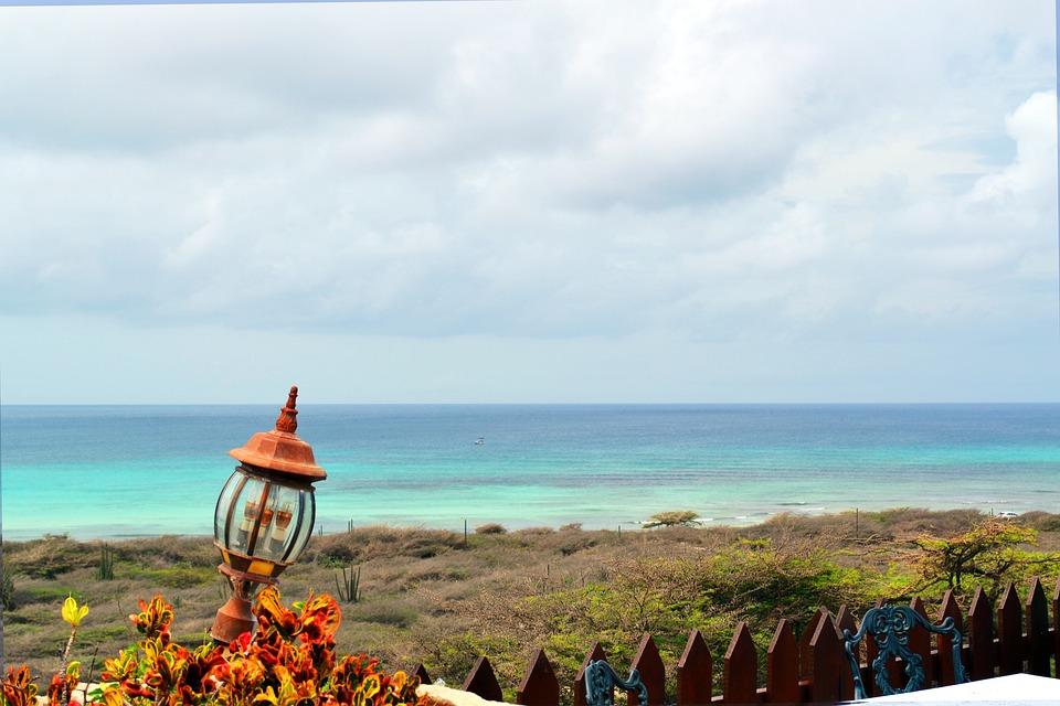 Summer, Caribbean, Aruba, Ocean, Mar, Island, Holidays