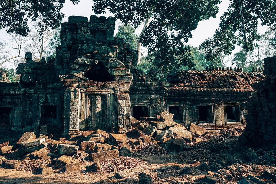 Angkor, Antique, Archaeology, Architecture, Art, Asia
