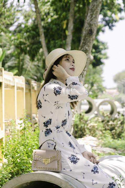 Girl, Beautiful, Vietnam, Graceful, Girly, Asia