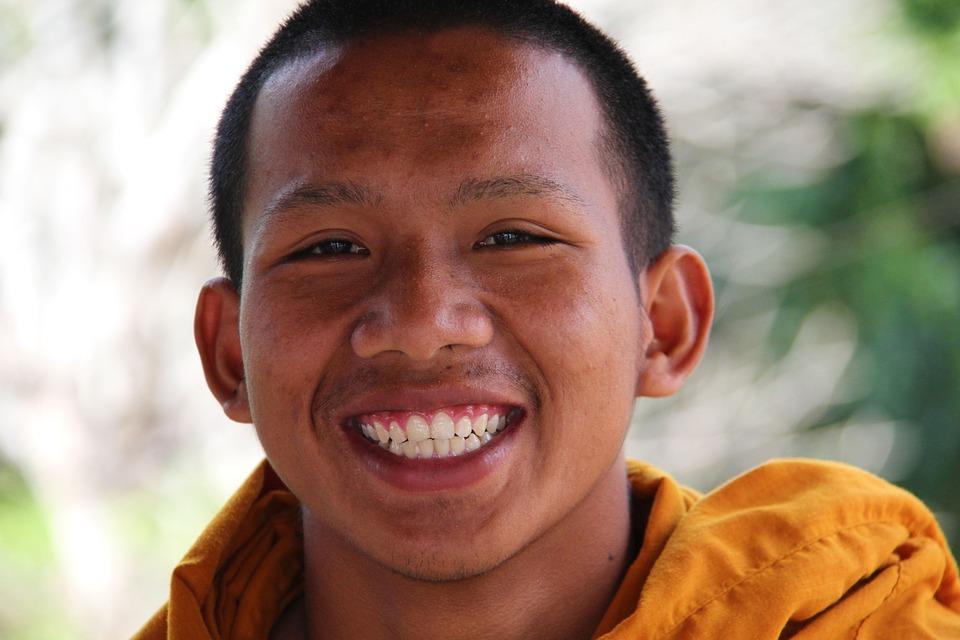 Monk, Asia, Thailand, Buddhism, Religion, Culture