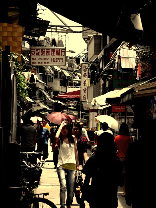Cheung Chau, Hong Kong, China, Asia, Hong, Kong, Cheung