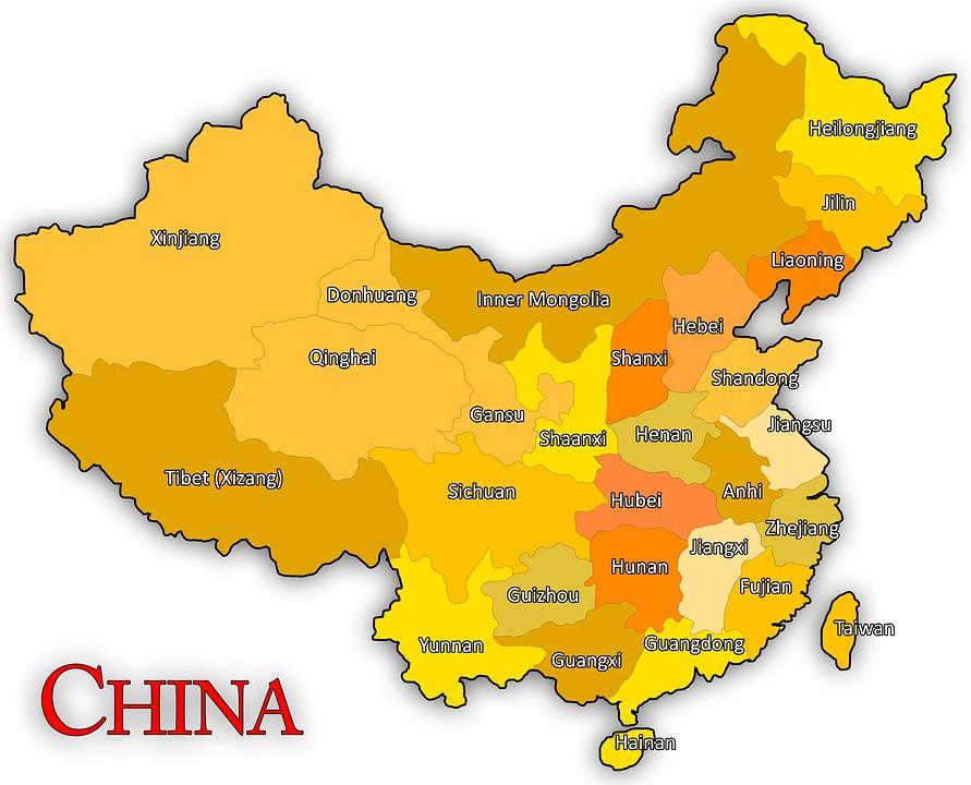 Free Photo Asia Chinese World China Map China Map Globe Max Pixel