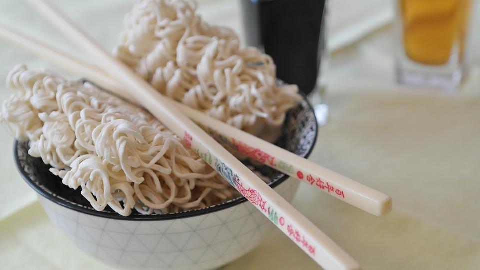 Noodles, Instant Noodles, Ramen, Asia, Food, Meal