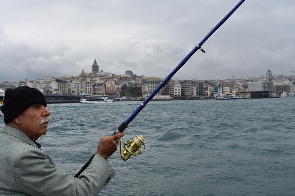 Golden Horn, Istanbul, Turkey, Asia, Europe, Travel