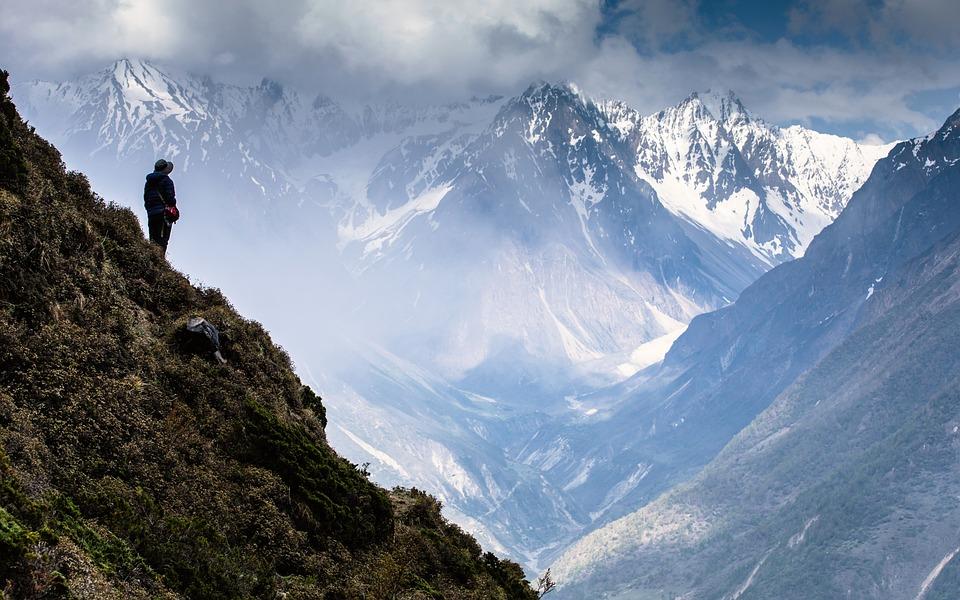Travel, Mountain, Nature, Asia, Landscape, Freedom