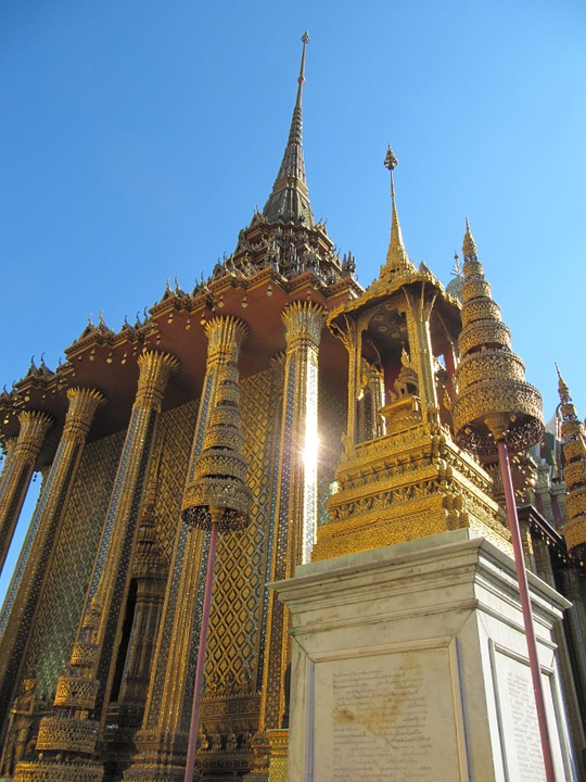 Thai, Palace, Royal, King, Thailand, Asia, Architecture