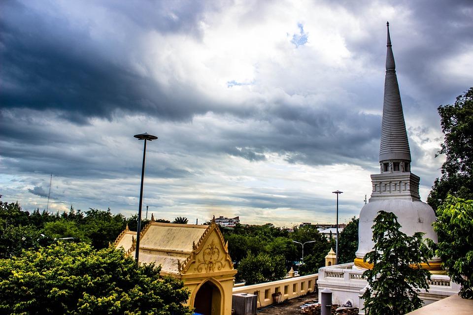 Buddhist, Temple, Religion, Asia, Buddhism, Travel